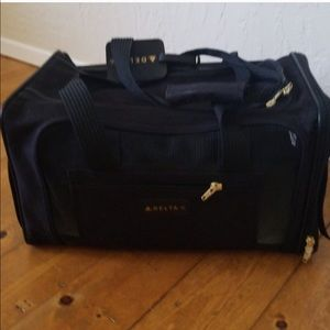 Other - Delta Air Travel Bag for small dog
